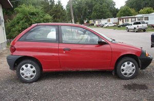 Geo Metro Parts