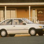 1989 Geo Spectrum Hatchback